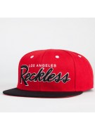 Young and Reckless OG Reckless Snapback - Red - Mens Hat