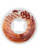 OJ 55mm Jessee ME OJ White 97a - Skateboard Wheels