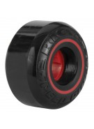 Ricta 52mm Speedrings 81b - Black/Red - Skateboard Wheels