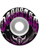 Darkstar Sagrada Price Knight - Black/Purple - 52mm - Skateboard Wheels