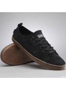 DVS Rehab - Black Suede - Skateboard Shoes