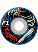 Spitfire Wheels F1 Streetburner Slash Gang War - 53mm - Skateboard Wheels