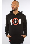 Alien Workshop Solo Parenth Hoodie - Black - Mens Sweatshirt