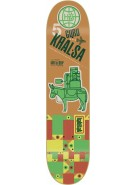Habitat Guru Khalsa Pack Animal - 8 - Skateboard Deck