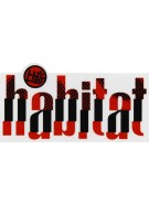 Habitat Generations - Sticker
