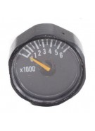 Ninja Tank Regulator Gauge - Black