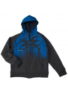 Empire 2011 Splash Hooded Sweatshirt ZE - Blue
