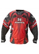 Empire 2012 LTD TW Paintball Jersey - Glass Red