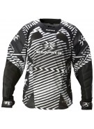 Empire 2012 LTD TW Paintball Jersey - ZZ White