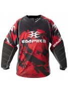 Empire 2012 Prevail TW Paintball Jersey - Red