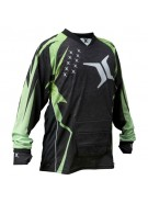 Invert 2011 Limited ZE Paintball Jersey - Lime