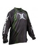 Invert 2011 Prevail ZE Paintball Jersey - Olive