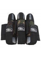 Empire 2012 React Breed Paintball Harness - 3+6 - Woodland Camo