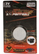 Energy Paintball 3V Lithium Battery - Single