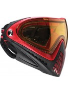 Dye 2009 09 Invision Goggle I4 Pro Mask - Red