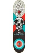 Habitat GK 6TH Extinction P2 - Grey/Black - 7.75 - Skateboard Deck