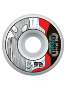 Alien Workshop Alpha - 52mm - Skateboard Wheels