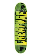 Creature Logo Stain LG Powerply 32.35 in 8.6 in - Skateboard Deck