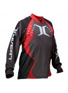 Invert 2011 Prevail ZE Paintball Jersey - Red