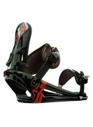 5150 Thermo 2011 - Men's Black Snowboard Bindings