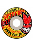 Spitfire Wheels F1 Streetburner Busenitz Fractured - 52mm - Skateboard Wheels