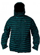 DC Amo 2010 - Stripe Celtic - Snowboard Jacket - X Large