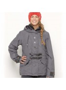 Roxy Torah Bright - Dark Grey - Snowboarding Jacket
