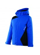 Volcom Fuels 2009 - Cyan - Youth Snowboarding Jacket