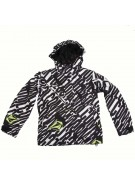 Volcom Inferno Insulated 2011 - Icon Streak - Youth Snowboarding Jacket