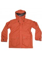 Volcom Verses 2011 - Orange - Snowboarding Jacket