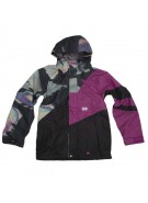 Volcom Dazed - Black - Snowboarding Jacket