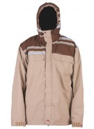 Four Square Wright - Oxford Tan - Snowboarding Jacket