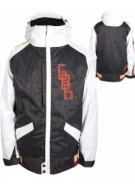 686 Ed Signature LV - Men's Snowboarding Jacket - Black