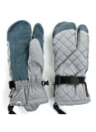 Quiksilver Trapezoid - Grey - Men's Gloves