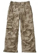 Planet Earth Jackson Pro - Men's Snowboarding Pants - Dark Khaki - Small