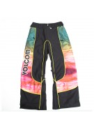 Volcom Gigi Ruf 2011 - Men's Snowboarding Pants - Black