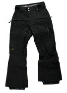 Vans Bevens LF - Men's Snowboarding Pants - Black