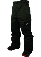 Four Square Boswell - Men's Snowboarding Pants - Black