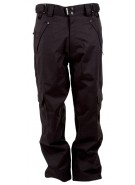 Ride Phinney - Men's Snowboarding Pants - Black Herringbone - X Large