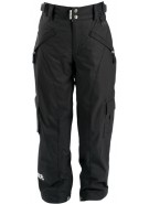 Ride Charger 2010 - Youth Snowboarding Pants - Black