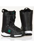DC Scout 2010 - Youth's Black Snowboard Boots