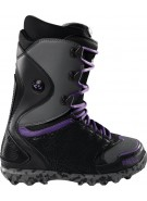ThirtyTwo Lashed 2011 - Men's Black / Purple Snowboard Boots
