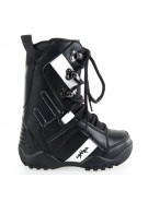Lamar Liftie 2010 - Boy's Youth Black Snowboard Boots