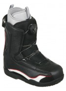 Flow Phenom Boa 08 - Black Snowboard Boots - Youth