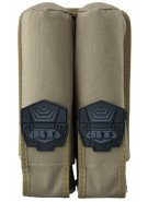 BT 2 Pod Pouch Paintball Harness - Tan