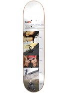 World Industries - Double-U Tube - 8 - Skateboard Deck