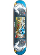 World Industries - Angry Dudes - 7.6 - Skateboard Deck