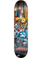 World Industries - World Rock Zero - 7.75 - Skateboard Deck