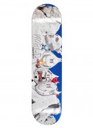 World Industries Mt Rushmore - Blue/Grey - 7.5 - Skateboard Deck