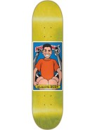 Blind Rear End Rudy Ltd R7- Yellow Stain / Blue - 8.6 - Skateboard Deck